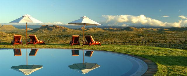 Rondreis Namibie Gocheganas relax