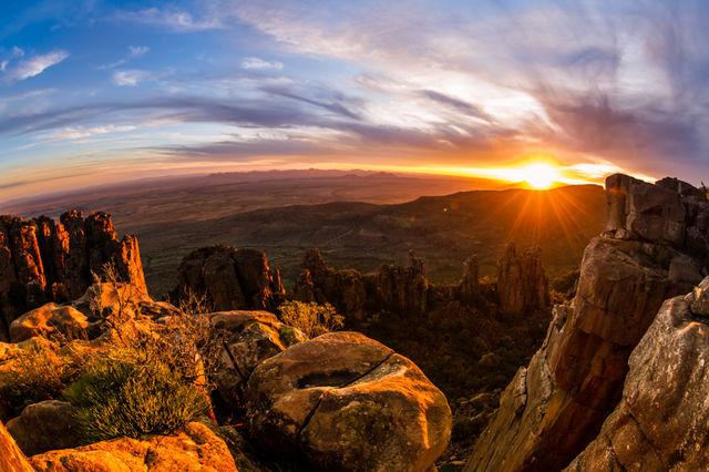 Rondreis Zuid-Afrika Graaff-Reinet Camdeboo National Park