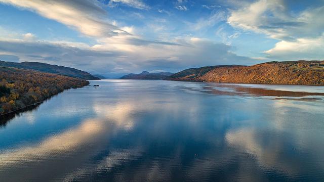 Loch Ness Inverness Schotland