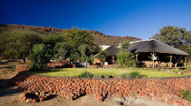 Rondreis Namibie Waterberg Guest Farm