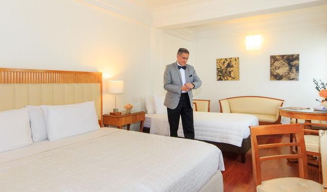 Rondreis Colombia Bogota hotel de la Opera service tot in de puntjes