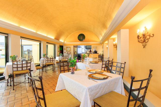 Rondreis Colombia Bogota Hotel de la Opera restaurant