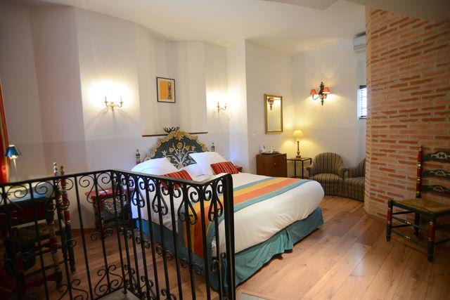 Casa Païral Collioure kamer