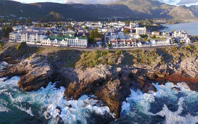 Rondreis Zuid-Afrika Hermanus aanzicht