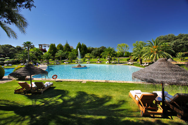 La Bobadilla a Royal Hideaway Hotel Loja Granada zwembad