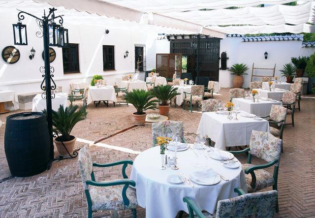 La Bobadilla a Royal Hideaway Hotel Loja Granada terras