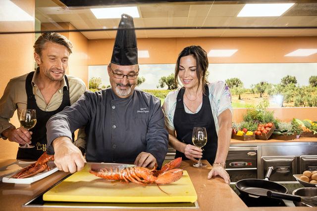La Bobadilla a Royal Hideaway Hotel Loja Granada chef restaurant