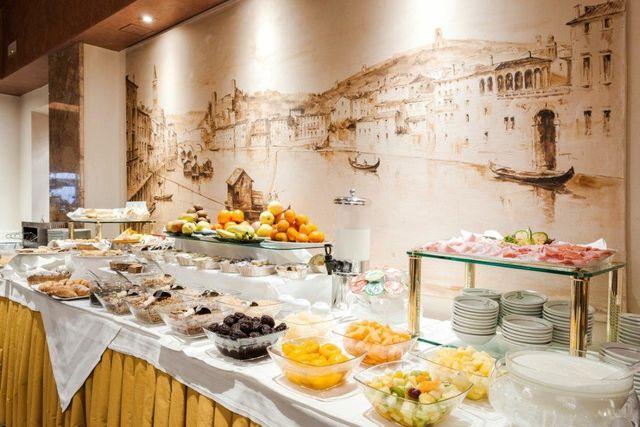 Accademia Verona ontbijt