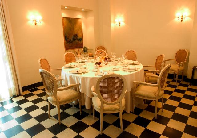 Villa Jerez Jerez de la Frontera restaurant