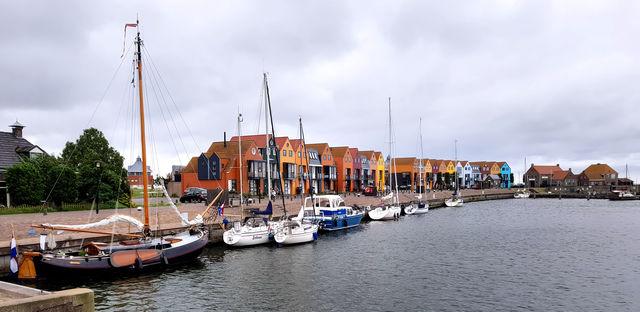 Huizen Stavoren Friesland