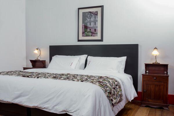 Rondreis Colombia Quindio Manizales Termales la Quinta voorbeeld slaapkamer