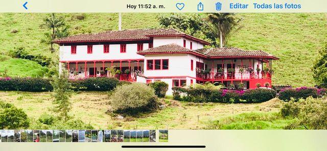 Rondreis Colombia Quindio Manizales Termales la Quinta rustige ligging van het hotel