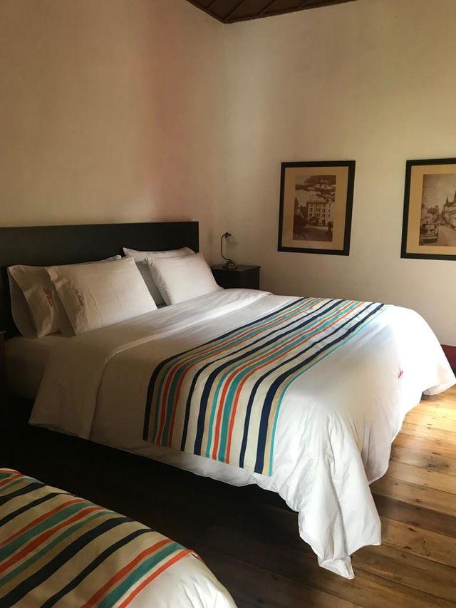 Rondreis Colombia Quindio Manizales Termales la Quinta nog een slaapkamer
