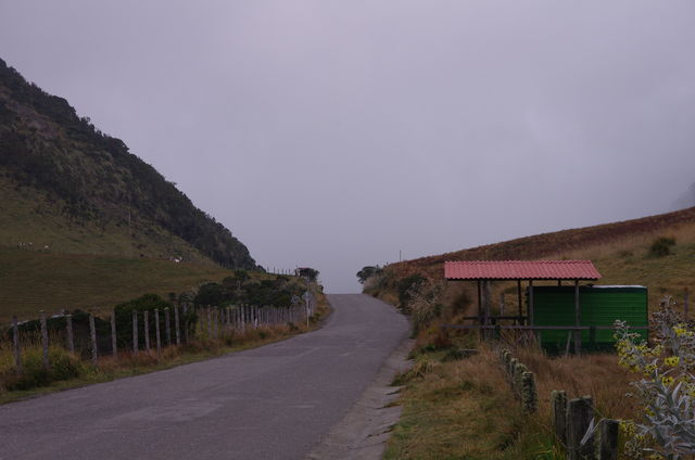 Rondreis Colombia Quindio Los Nevados National Park de weg er naar toe