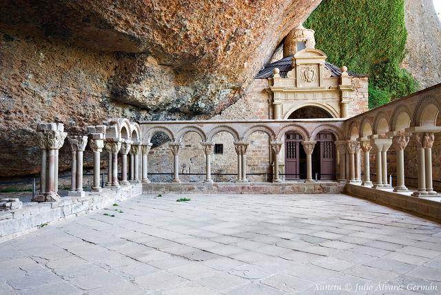 Barosse Baros Huesca ruïne
