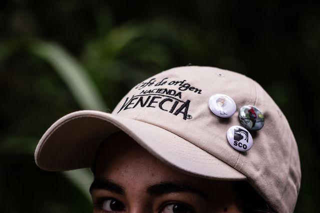 Rondreis Colombia Quindio Manizales Hacienda Venecia heeft eigen caps