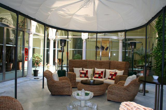 Palacio de Garvey Jerez de la Frontera terras