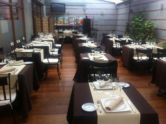 Edificio Santiago Bilbao restaurant