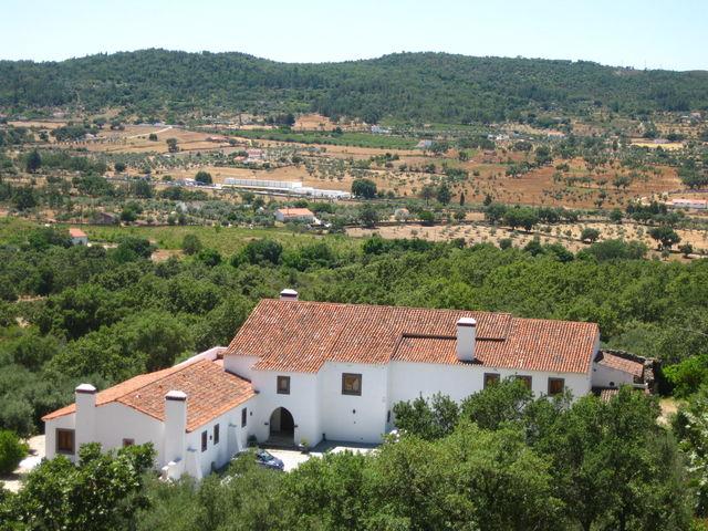 Convento Da Provença Portalegre ligging