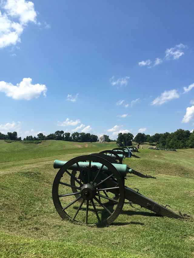 Bezet van Vicksburg Amerikaanse burgeroorlog Mississippi