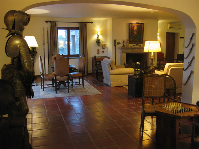 Convento Da Provença Portalegre lobby