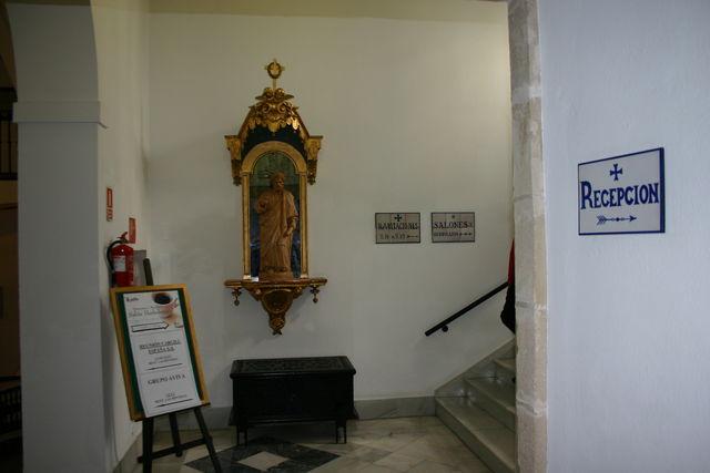 Monasterio de San Miguel Puerto de Santa Maria hal