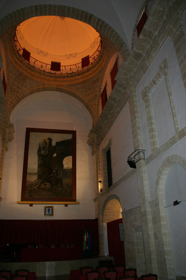Monasterio de San Miguel Puerto de Santa Maria kapel