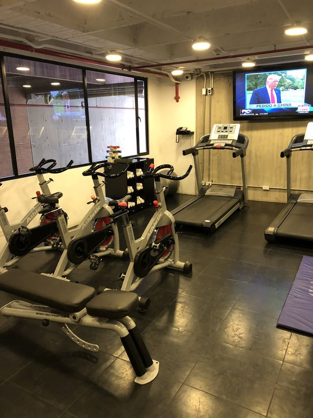 Rondreis Colombia Cundinamarca Bogota B3 Virrey fitness