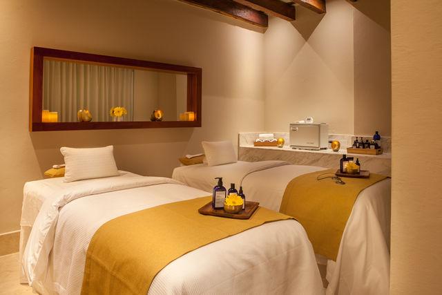 Rondreis Colombia Bolivar Cartagena Casa San Agustin massage faciliteiten van het hotel