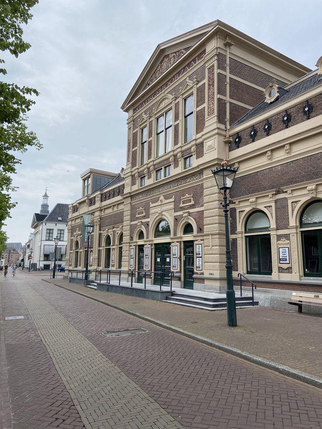Architectuur Kampen, Overijssel, Nederland