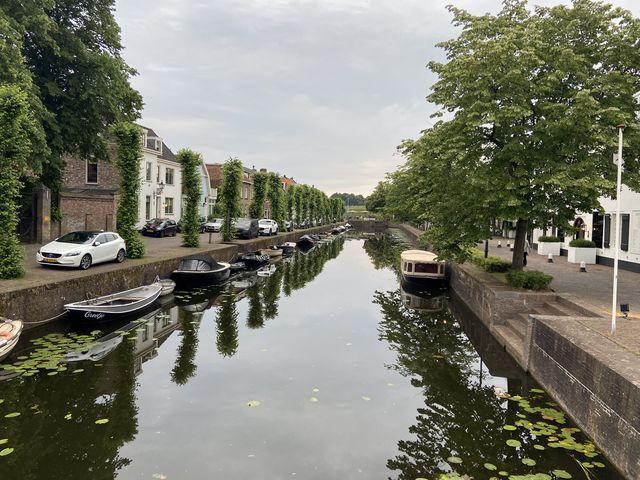 Kanaal Naarden, Noord-Holland, Nederland