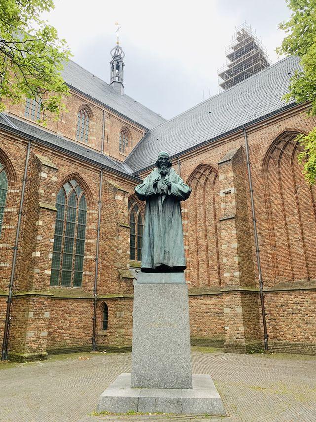 Beeld Naarden, Noord-Holland, Nederland