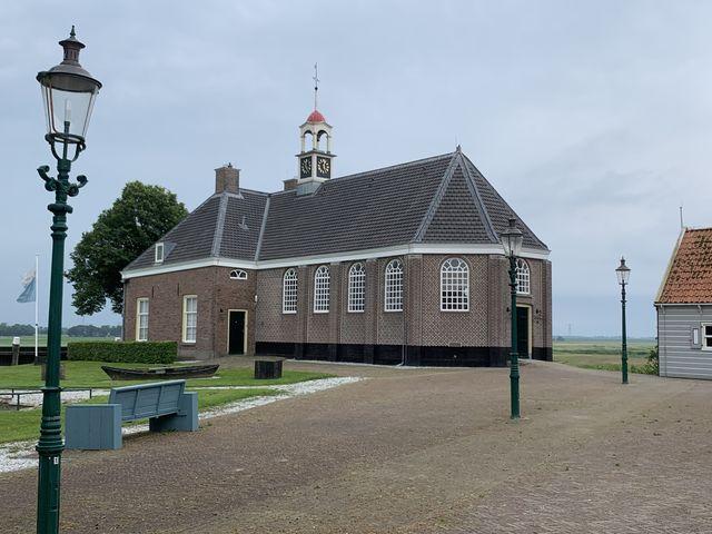 Schokland, Flevoland, Nederland