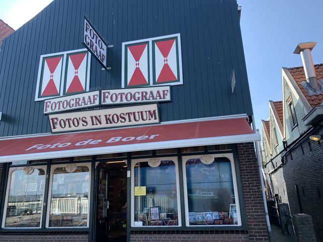 Winkel Volendam, Noord-Holland, Nederland