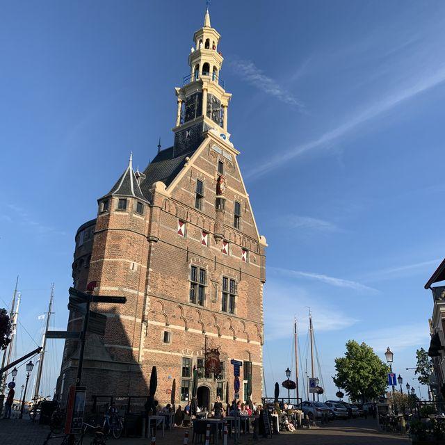 De Hoofdtoren, Hoorn, Noord-Holland, Nederland