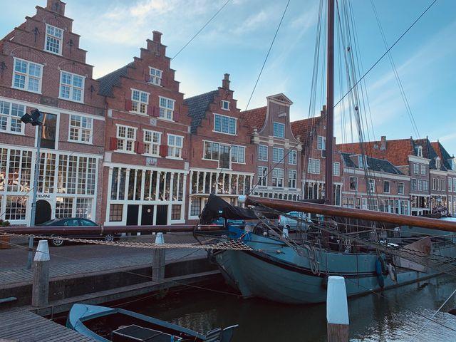 Gevels, Hoorn, Noord-Holland, Nederland