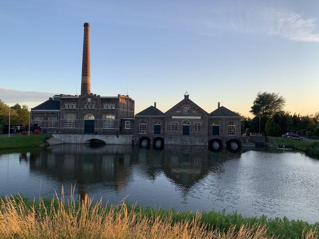 Fabriek Medemblik, Noord-Holland, Nederland
