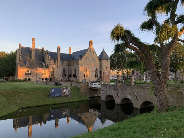 kasteel Medemblik, Noord-Holland, Nederland