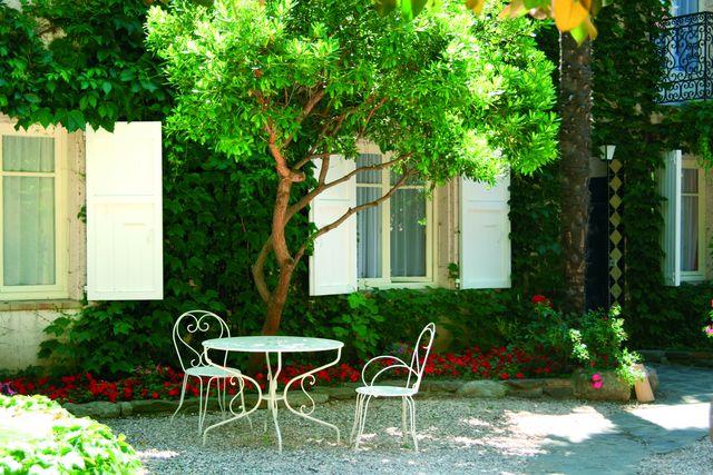 Casa Païral Collioure terras