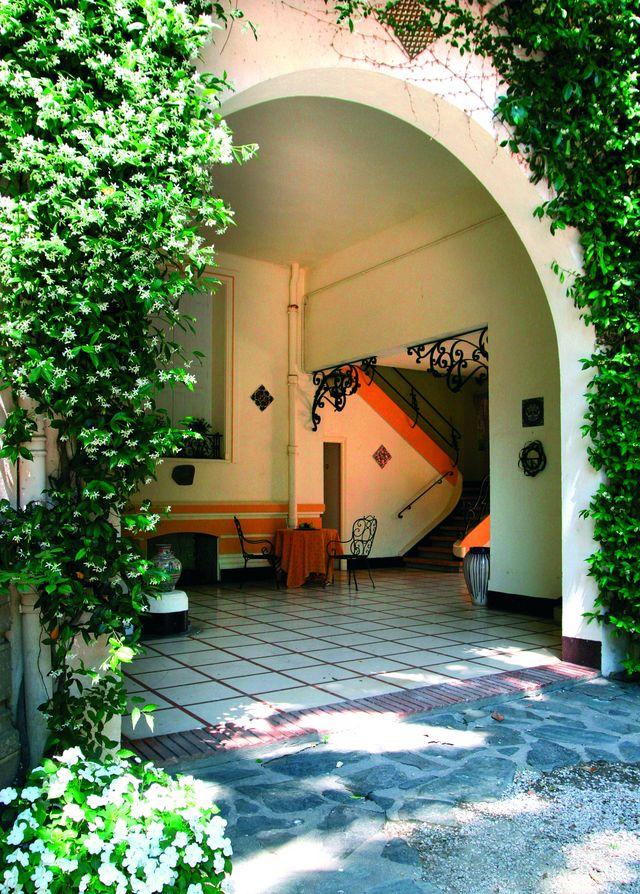 Casa Païral Collioure ingang