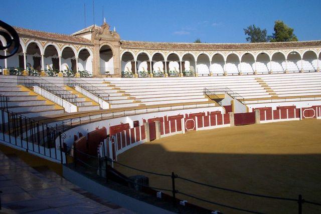 Antequera plaza de toros