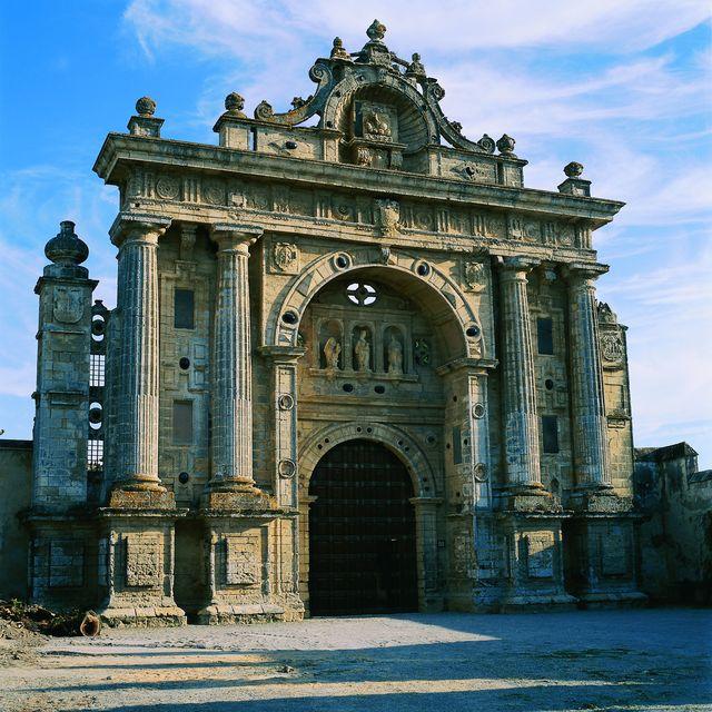 Andalusië Jerez de la Frontera Charterhouse
