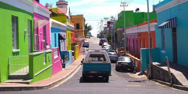 rondreis Zuid-Afrika Kaapstad Bo Kaap
