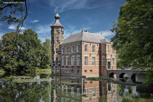 Kasteel Bouvigne Breda Noord-Brabant