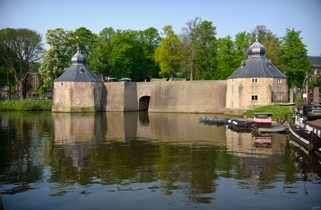 Kasteel van Breda Noord-Brabant