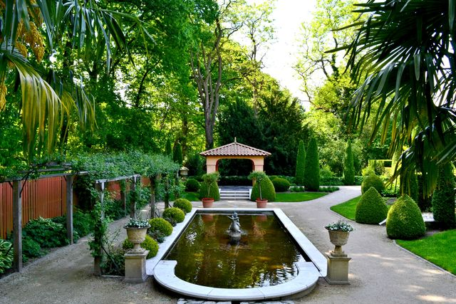 Kasteeltuinen Arcen Italiaanse Tuin Venlo