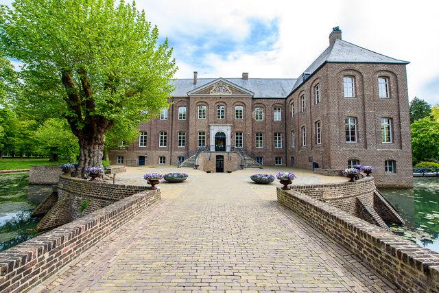 Kasteeltuinen Arcen Kasteel Venlo