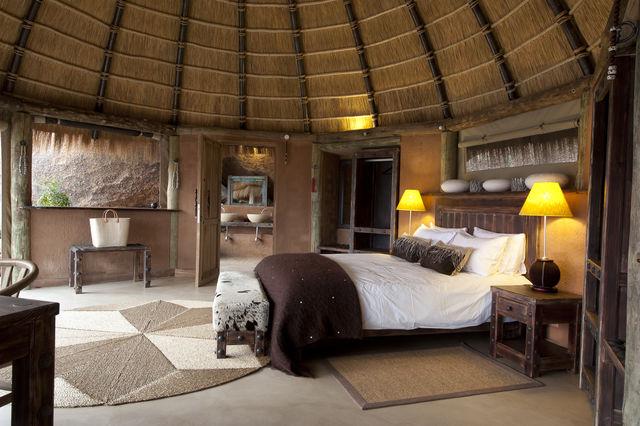 Rondreis Namibie Camp Kipwe Damaraland kamer