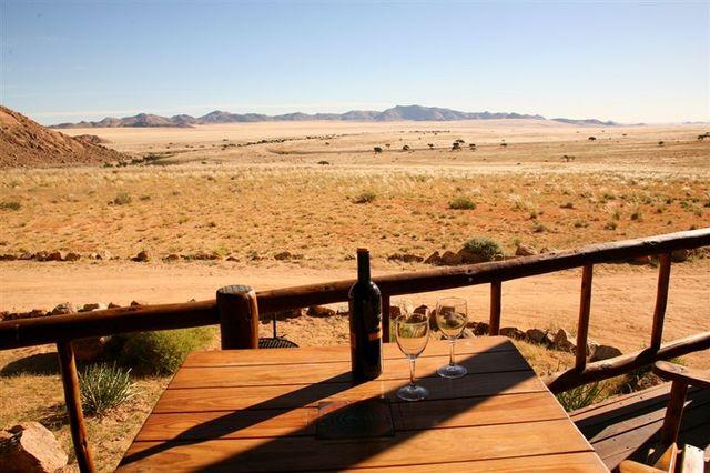 Rondreis Namibie Aus, Klein Aus, view