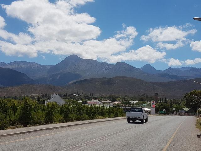 Rondreis Zuid-Afrika Kleine Karoo route 62